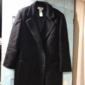 Men's JG Hook wool trench coat